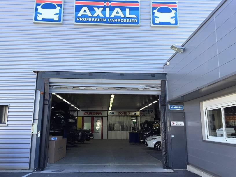 Maintenance d une porte rapide maviflex d un garage for Fonctionnement d un garage automobile